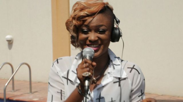 Nigeria's rapper Eva Alordiah