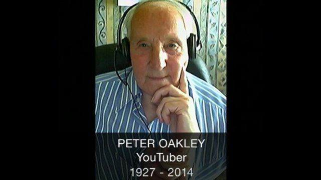 YouTube sensation Peter Oakley dies