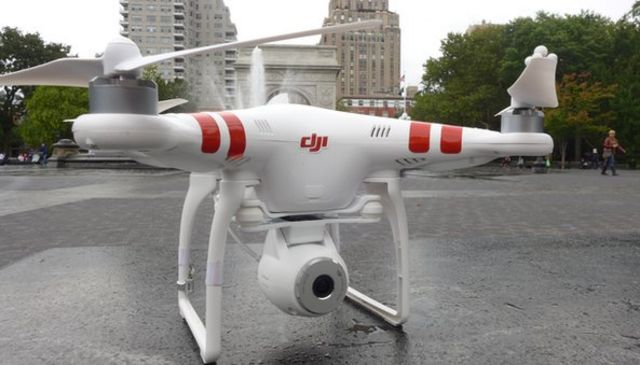 Data-stealing Snoopy drone unveiled at Black Hat