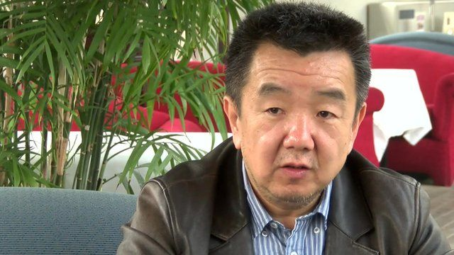 Psychologist Paul Yin