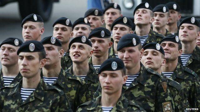 Marines in Ukraine