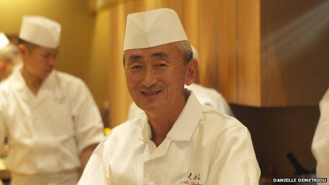 My Day: Japanese sushi chef Yosuke Imada