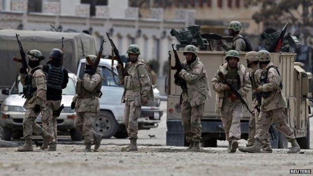 Taliban attack on Kabul guest house 'brought to an end'