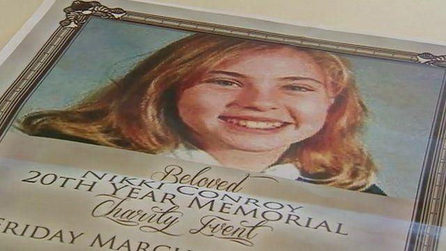 Nikki Conroy died on 28 March 1994