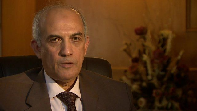 General Abu Bakr Abdel Karim, Assistant Minister for Human Rights at Egypt's Interior Ministry