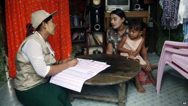 Burma census bans people registering as Rohingya