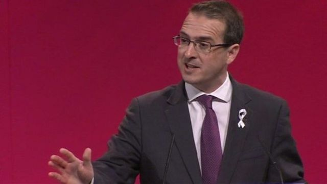 Wales' financial powers would be like Scotland's, says Owen Smith