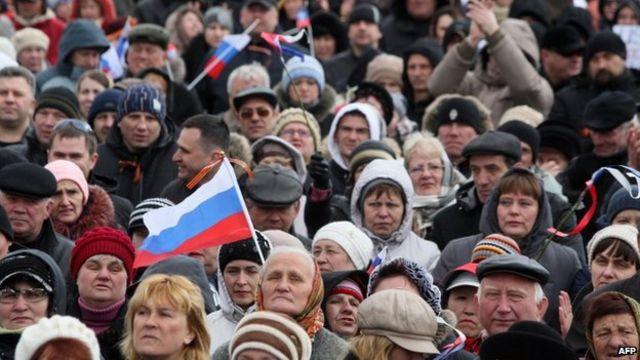Ukraine crisis: US and Russia ministers end Paris talks