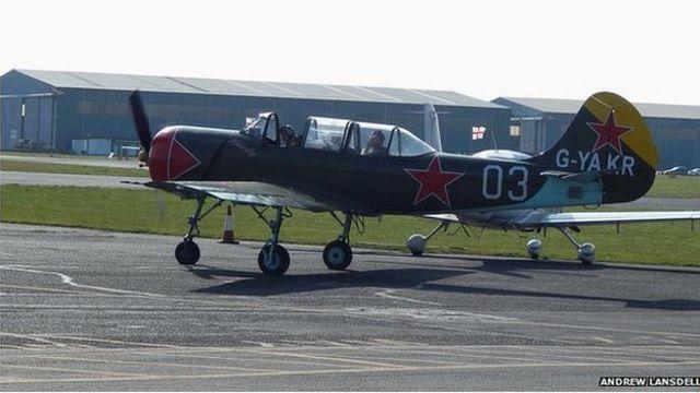 Essex aircraft crash: Teenage Army cadets ran to help victims