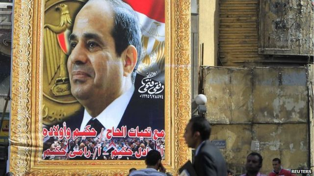 Egypt Anti-Sisi hashtag sweeps Twitter