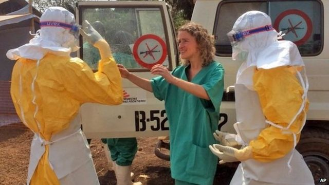 Ebola: Liberia confirms cases, Senegal shuts border