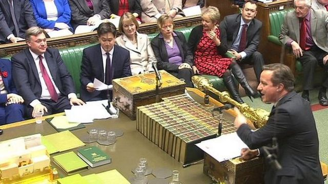 'Dunce v Muppets' at Prime Minister's Questions