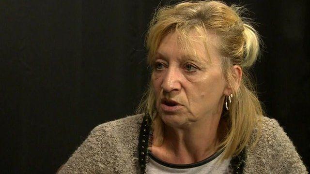 Julie Finch, James Attfield's mother