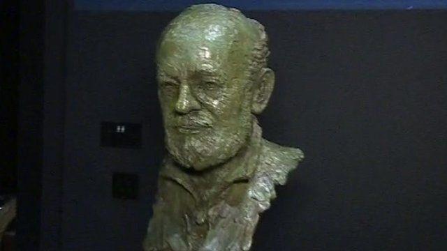 Bust of Alexander McKee