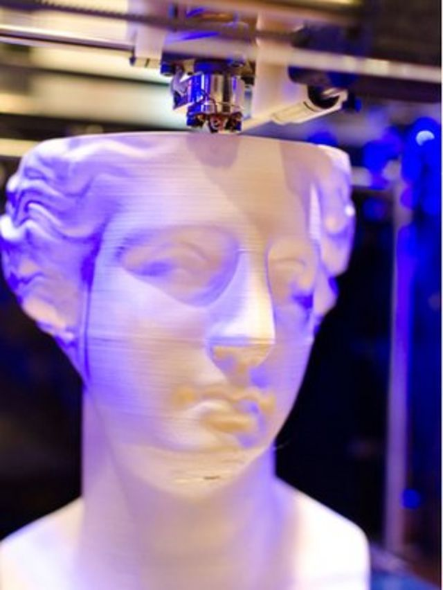 How 3D printing is changing the shape of lessons