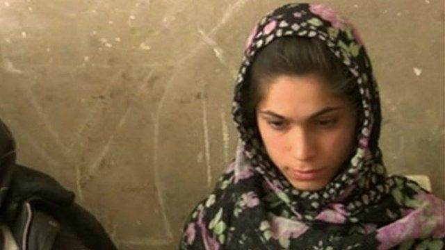Taliban's war on Afghan women
