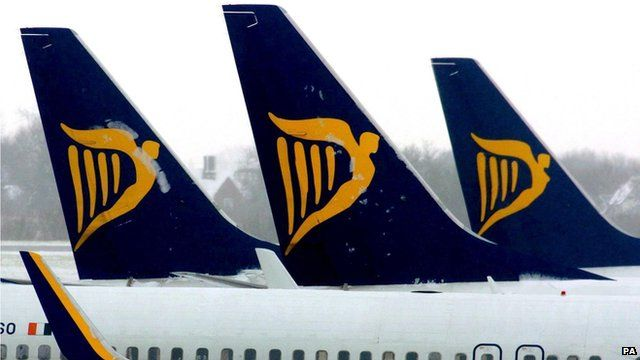 Ryanair sets out to improve customer service