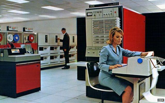 Half-century milestone for IBM mainframes