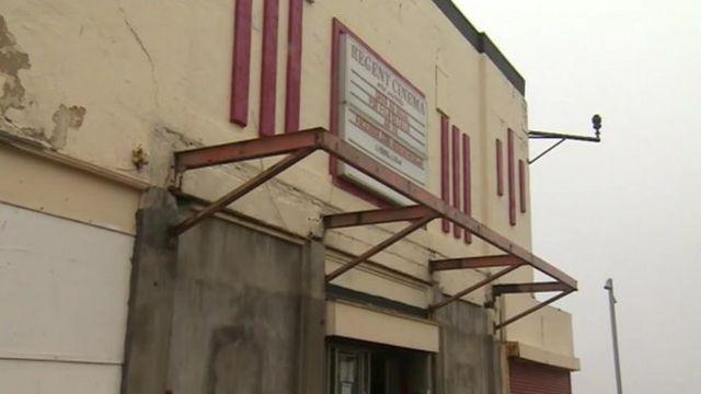 Redcar's Regent Cinema