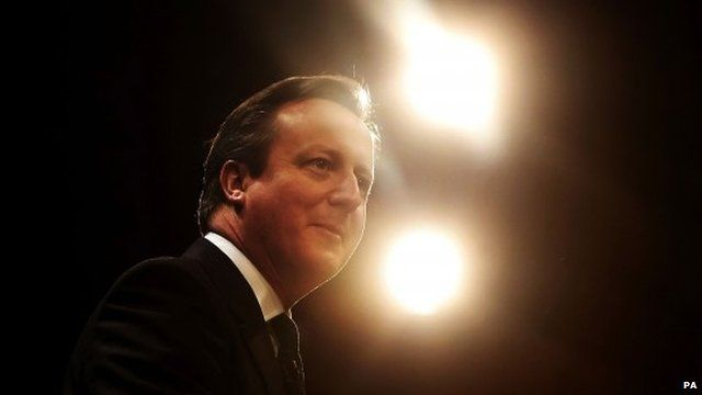 David Cameron at the Scottish Conservative party conference, 14 March 2014