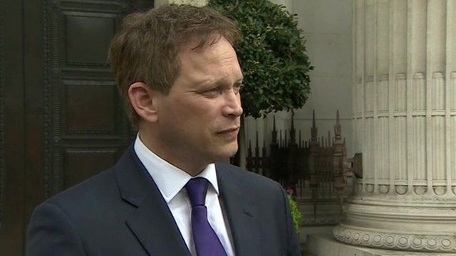 Grant Shapps MP