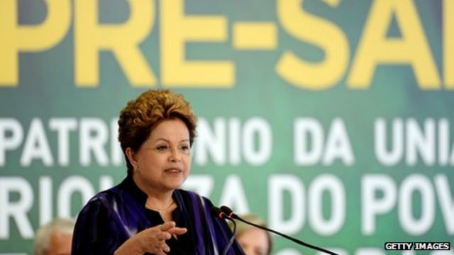 Brazil's energy giant Petrobras is mired in controversy