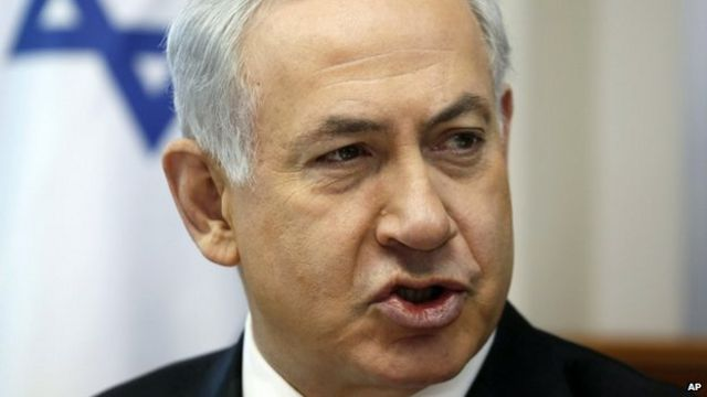 Israel PM Netanyahu curbs contacts with Palestinians