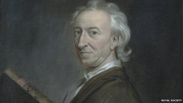 Portrait of John Evelyn (Image courtesy of The Royal Society)