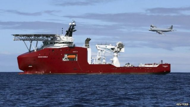 Missing Malaysia plane: Search area narrows