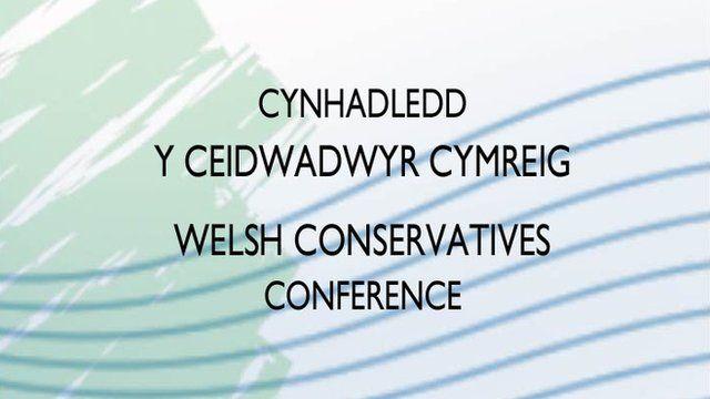 Cynhadledd y Ceidwadwyr Cymreig