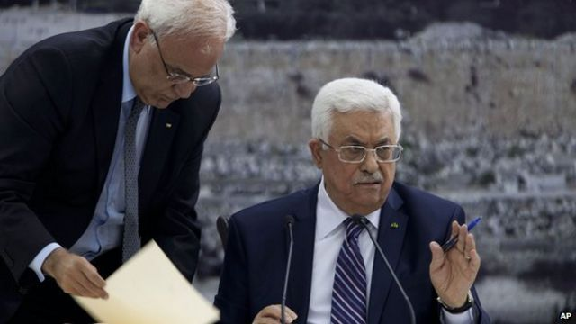 Israel imposes tax sanction on Palestinian Authority
