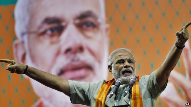 India election: Leading artists warn against Modi