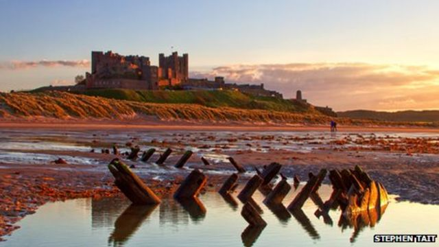 Monument status for wreck of ship found off Bamburgh