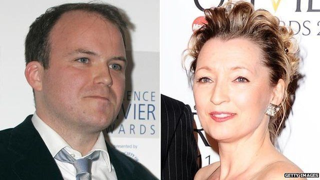 Rory Kinnear and Lesley Manville