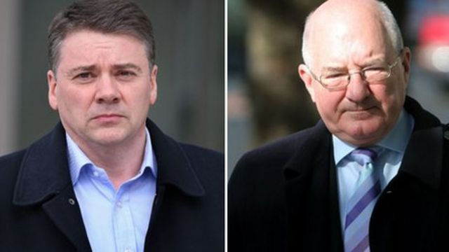 Anglo trial: Pat Whelan and Willie McAteer found guilty