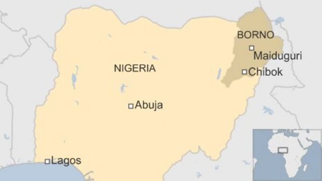 Nigeria abductions: Parents scour woods for daughters