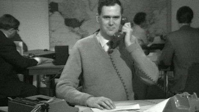 Gerald Priestland on BBC Two opening night