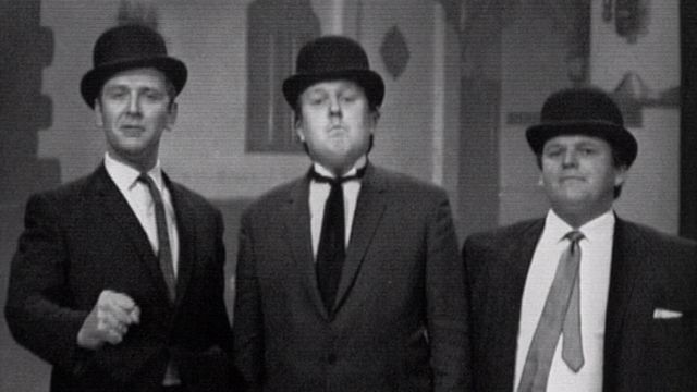 David Kernan, Willie Rushton and Roy Kinnear on That Was The Week That Was