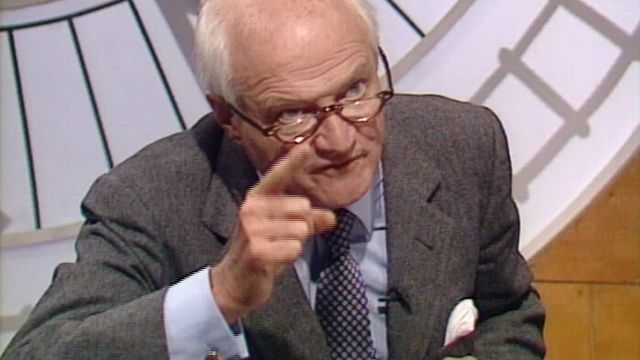 Sir James Goldsmith set up the Referendum Party to campaign for a public vote on the UK's position in Europe