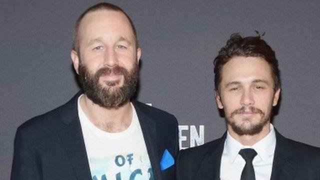 Chris O'Dowd and James Franco
