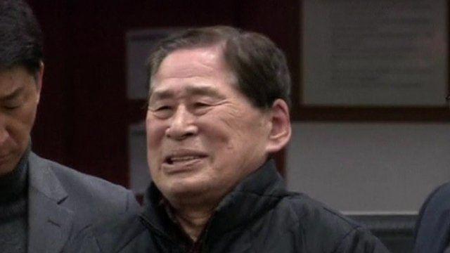 Kim Han-sik, President of Chonghaejin Marine