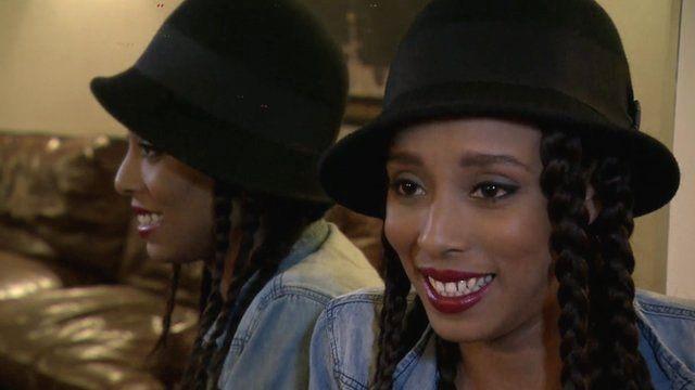 Ethiopian-Israeli musician Ester Rada