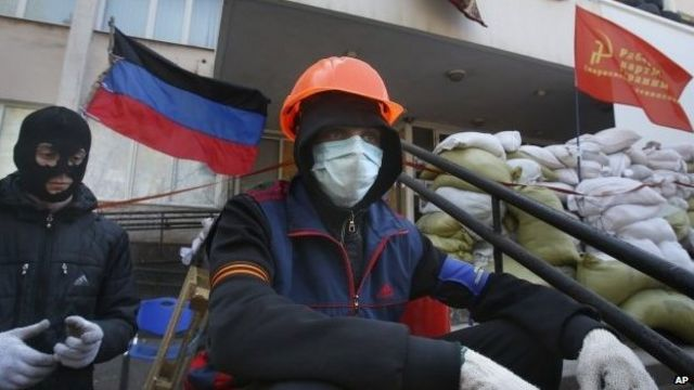 Ukraine crisis: Deal to 'de-escalate' agreed in Geneva