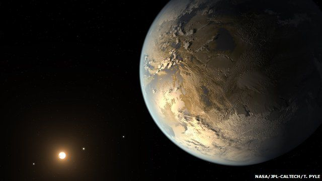 'Most Earth-like planet yet' spotted by Kepler