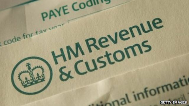 HMRC 'plans to share tax data with private firms'