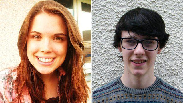 Iona Torbet and Andrew Hanton