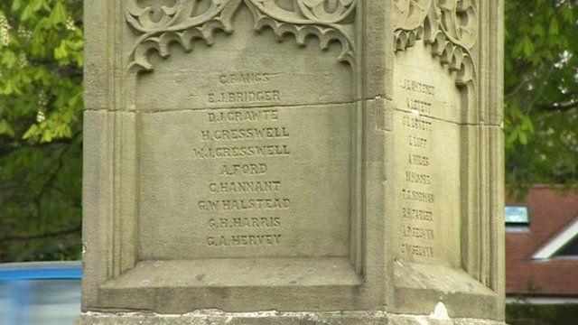 Grayshott War Memorial