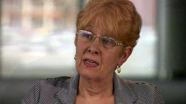 Jon-Paul Gilhooley's mother, Jacqueline