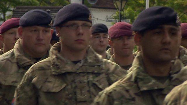 The 47 Regiment Royal Artillery