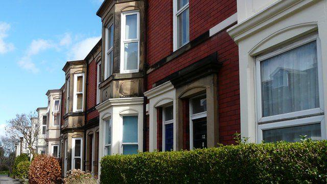 Tyneside flats, Newcastle